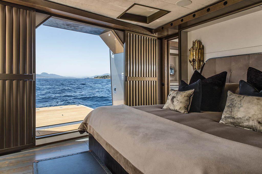 Baltic Yachts ja Savon liukuovimekanismit